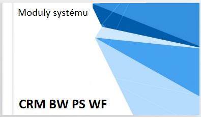 sap modul crm bw ps wf